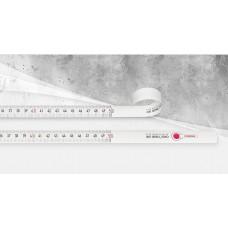 Стальная измерительная лента BMI, 500 мм