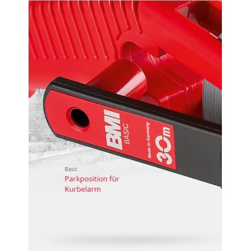 Рулетка геодезическая BMI BASIC, 30 м