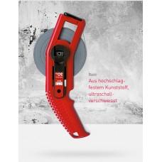 Рулетка геодезическая BMI BASIC, 20 м