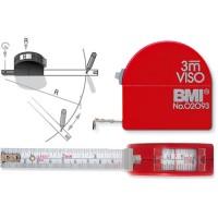 Рулетка BMI 405 VISO, 3 m