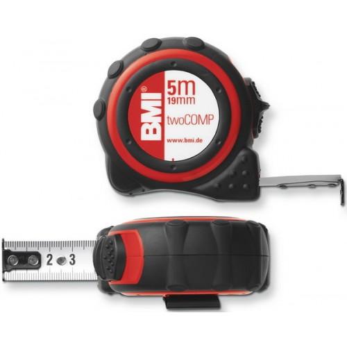 Рулетка BMI 472 twoComp, 10 m