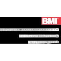 Линейка стальная BMI 962 110 SR, 100 мм