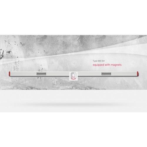 Уровень строительный BMI EuroStar, 40 см
