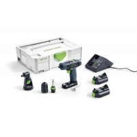 Аккумуляторная дрель-шуруповёрт TXS Li 2,6-Set Festool 564510