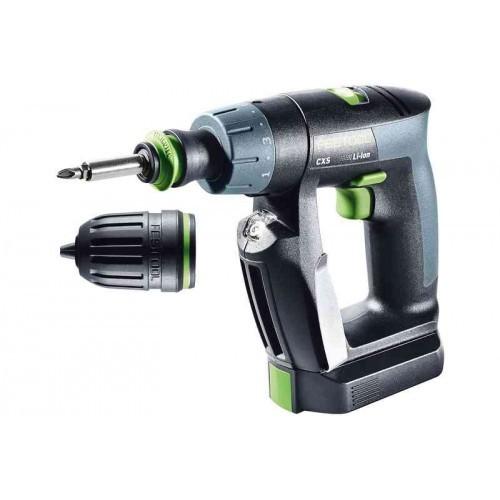 Аккумуляторная дрель-шуруповёрт CXS Li 2,6-Plus Festool 576092