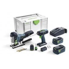 Монтажный комплект T 18+3/PSC 420 Li I-Set Festool 575696