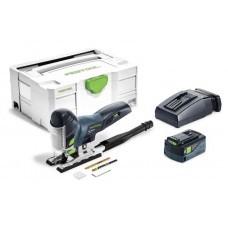 Аккумуляторный маятниковый лобзик PSC 420 Li 5,2 EBI-Plus CARVEX