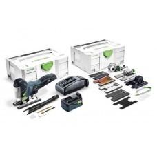 Аккумуляторный маятниковый лобзик PSC 420 Li 5,2 EBI-Set CARVEX