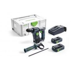 Аккумуляторный перфоратор BHC 18 Li 3,1 I-Compact