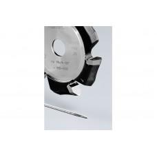 V-образная пазовая фреза HW 118x14-90°/Alu