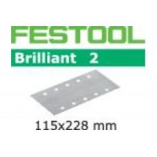 Шлифовальные листы STF 115x228 P150 BR2/100