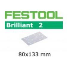 Шлифовальные листы STF 80x133 P320 BR2/100