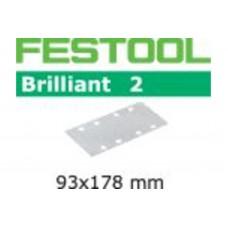 Шлифовальные листы STF 93x178/8 P60 BR2/50