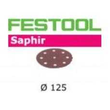 Шлифовальные круги STF D125/8 P24 SA/25