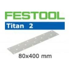 Шлифовальные листы STF-80x400 P320 TI2/50