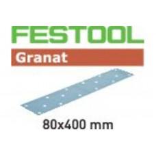Шлифовальные листы STF 80x400 P180 GR/50