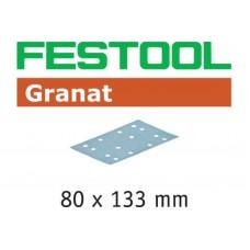 Шлифовальные листы STF 80x133 P80 GR/10