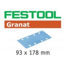 Шлифовальные листы STF 93X178 P280 GR/100