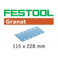 Шлифовальные листы STF 115X228 P150 GR/100