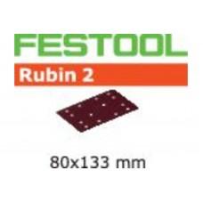 Шлифовальные листы STF 80X133 P40 RU2/10