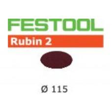 Шлифовальные круги STF D115 P120 RU2/50