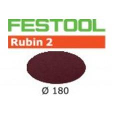 Шлифовальные круги STF D180/0 P80 RU2/50