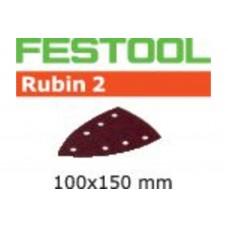 Шлифовальные листы STF DELTA/7 P60 RU2/50