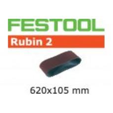 Шлифовальная лента L620X105-P150 RU2/10