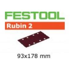 Шлифовальные листы STF 93X178/8 P40 RU2/50
