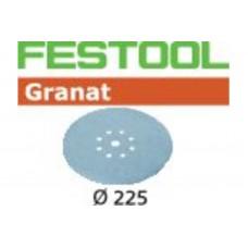 Шлифовальные круги STF D225/8 P40 GR/25 Festool 499634