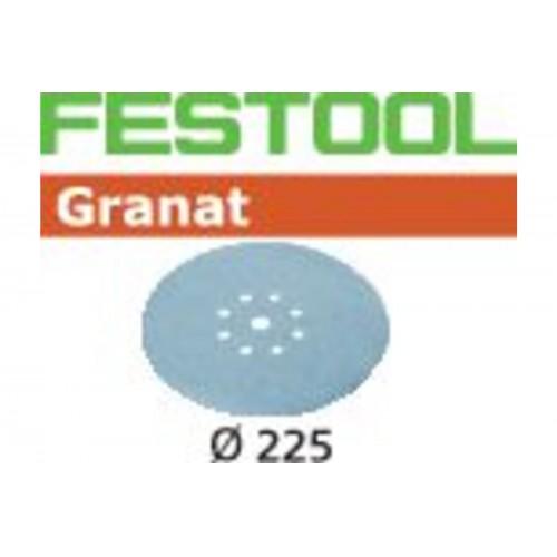 Шлифовальные круги STF D225/8 P150 GR/25 Festool 499639