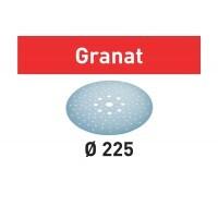Шлифовальные круги STF D225/8 P240 GR/25 Festool 205663