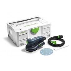 Эксцентриковая шлифовальная машинка ETS EC 125/3 EQ-Plus