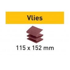Шлифовальный материал 115x152 MD 100 VL/25 Vlies