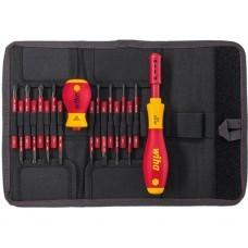 Набор инструментов для электриков Wiha 2831 T18 41231, 18 предметов