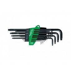 Набор штифтовых ключей TORX Wiha ProStar 366 SZ13 24312 13 предметов