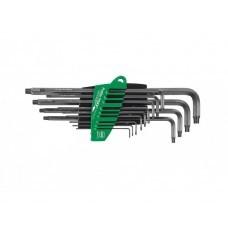 Набор штифтовых ключей TORX Wiha ProStar MagicSpring 366R SZ13 31492 13 предметов