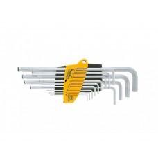 Набор шестигранных штифтовых ключей со сферической головкой Wiha ProStar MagicRing 369R SZ13 24190 13 предметов
