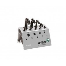 Набор штифтовых ключей TORX в подставке Wiha 363 VB 01326 9 предметов