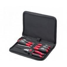 Профессиональный набор инструментов механика в сумке Wiha, 6 предметов