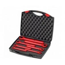Профессиональный набор изолированных накидных гаечных ключей Wiha 5589N K7 33181, 7 предметов