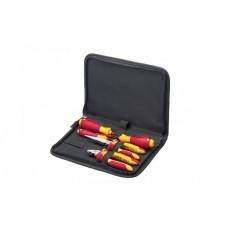 Профессиональный набор инструментов Wiha Professional electric Mix, 5 предметов
