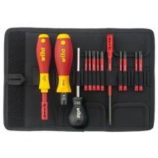 Профессиональный стартовый набор инструментов Wiha slimTorque VDE 2872 T13 40674, 13 предметов