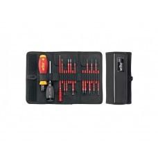 Профессиональный стартовый набор инструментов Wiha slimTorque VDE 2872 T18 36791, 18 предметов